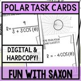 Polar Task Cards! (GOOGLE SLIDES VERSION INCLUDED!)