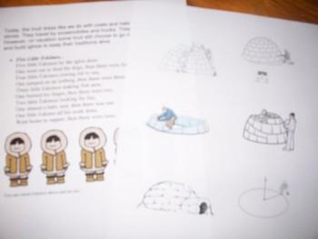 Polar Unit-Land, People, Animals-Multiple subjects