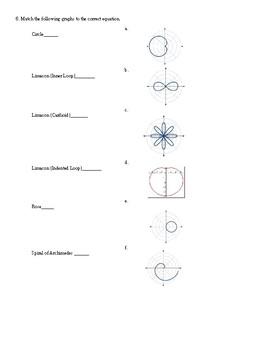 Polar Worksheet