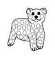 Polar and Arctic Animal Do-A-Dot Freebie