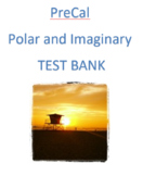 Polar and Imaginary Test Bank (Examview)