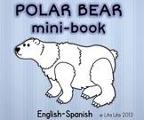 Polar bear mini-book