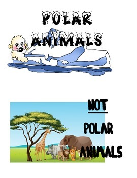Polar vs Non-polar animal sort