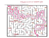Polar vs. Nonpolar (Molecular Polarity) Maze