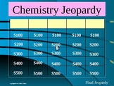 Polarity and Molecular Structure Jeopardy