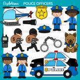 Police Clip Art, Police Officer