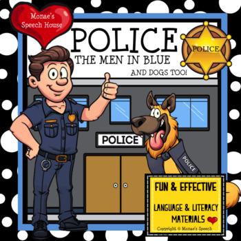 Police Community Helpers