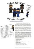 Police Officer Behavior Program