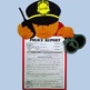 Police Officer Craft Activity
