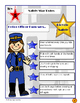 Police Officer Pam Bicycle Safety Workbook