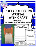 Police Officer Writing and Craft (Community Helpers)