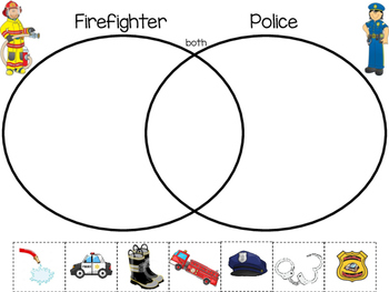 Police Officer and Firefighter - Comparing