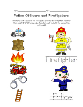 Police Officers and Fire Fighters
