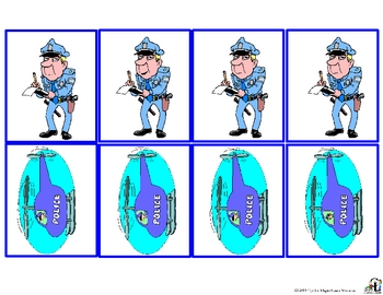 Police Same and Different