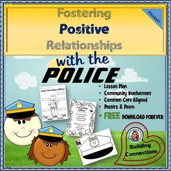 Police as Community Helpers