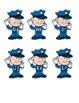 Policeman Beginning Sound Sort