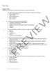 Policy Test- Economic Policy Focus (For use in AP* Governm