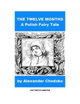 "Polish Fairy Tale - ""The Twelve Months"""