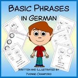 Basic Phrases in German - Vocabulary Sheets and Printables