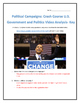 Political Campaigns: Crash Course U.S. Government and Poli