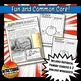 Political Cartoon Activity Worksheet with Template for History Fun