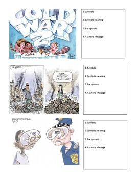 Political Cartoon Analysis
