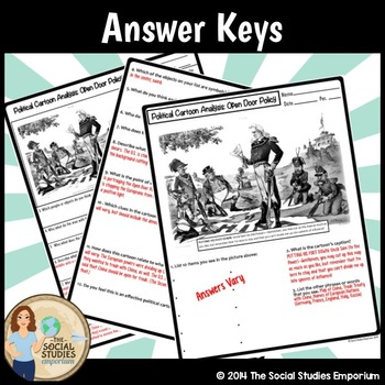 Us Open Door Policy Answers Social Studies