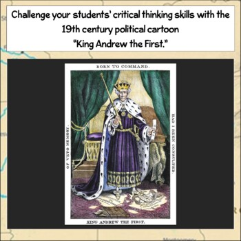 Political Cartoon: King Andrew I