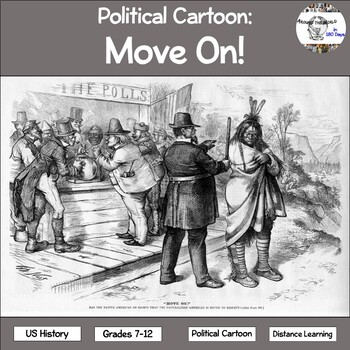 Political Cartoon: Move On