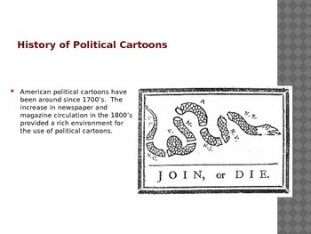 Political Cartoon Power Point Lesson