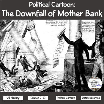 Political Cartoon: The Downfall of Mother Bank