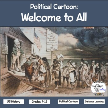 Political Cartoon: Welcome to All
