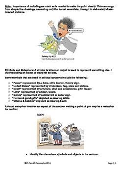 Political Cartoons: Analysing Political & Social Commentary Cartoons
