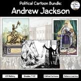 Political Cartoons: Andrew Jackson