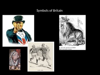Political Cartoons-Imperialism