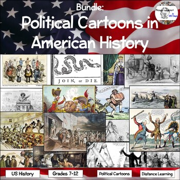 Political Cartoons in American History