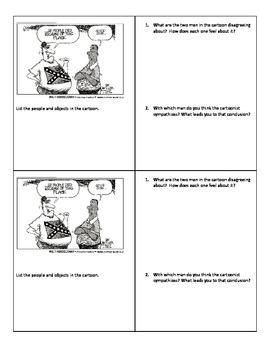 Political Cartoons part 2