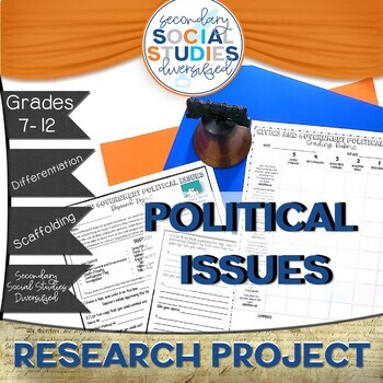 Political Issues Research Project