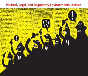 Political, Legal, and Regulatory Environments Lecture
