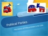 Political Parties - Election Unit