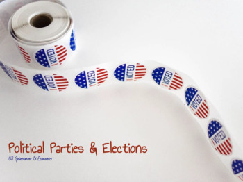 Political Parties & Elections PowerPoint