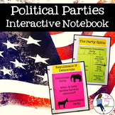 Political Parties Interactive Notebook