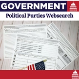 Political Parties Websearch | Government