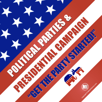 Political Parties & Presidential Election Campaign Simulation