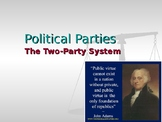 Political Parties: The Two-Party System