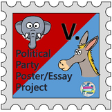 Political Party Poster & Essay Project