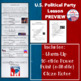 Political Parties-Two-Party System: Warm-Up, Lecture Notes, and Simulation