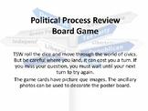 Political Process Board Game