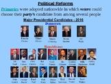 Political Reforms PowerPoint Presentation