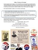 AP Language/Composition - Political Speeches - Rhetorical